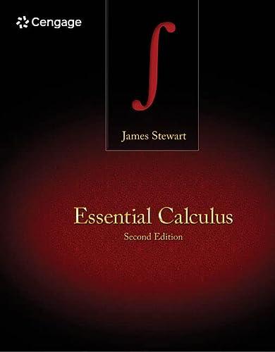 Essential Calculus: Stewart, James