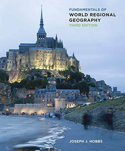9781133113782: Fundamentals of World Regional Geography