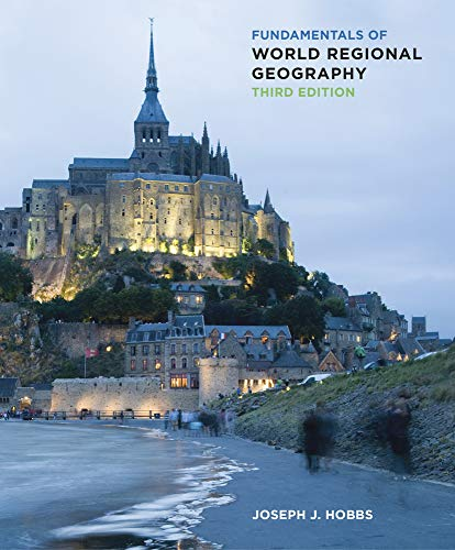 Fundamentals of World Regional Geography: Hobbs, Joseph J.