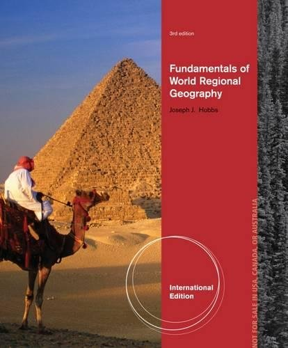 9781133113904: Fundamentals of world regional geography. Per le Scuole superiori (International Edition)