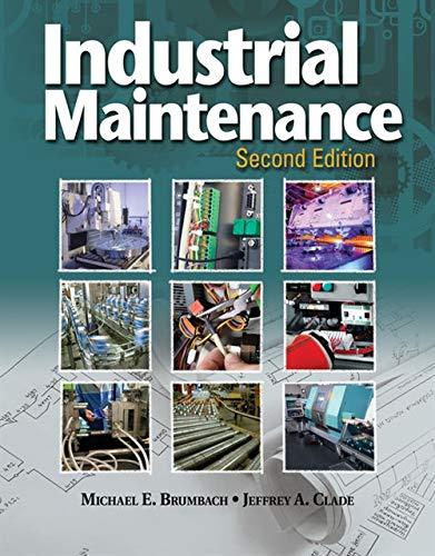 Industrial Maintenance: Brumbach, Michael E.;