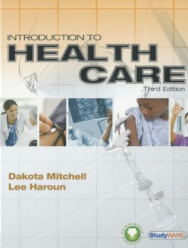 9781133133322: Introduction to Health Care (Book Only)