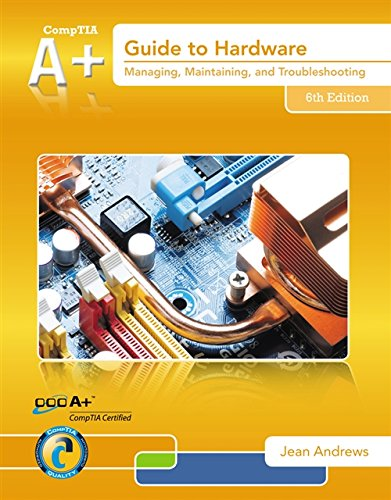 9781133135128: A+ Guide to Hardware (with 2 terms (12 months) Printed Access Card)