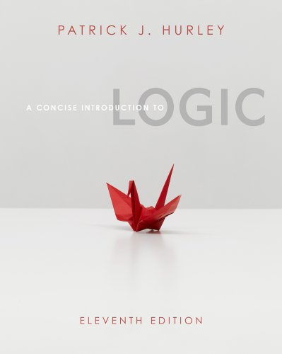 Bundle: A Concise Introduction to Logic (with Stand Alone Rules and Argument Forms Card), 11th + ...