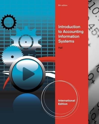9781133187981: Introduction To Accounting Information Systems