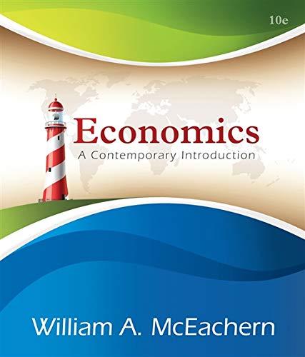 9781133188124: Economics: A Contemporary Introduction