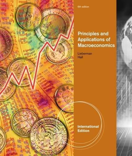 9781133188254: Principles and Applications of Macroeconomics