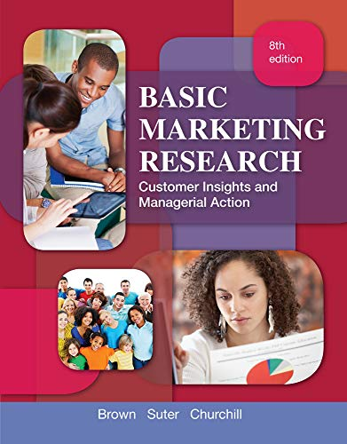 9781133188544: Basic Marketing Research: Customer Insights and Managerial Action