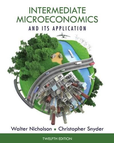 Intermediate Microeconomics and Its Application (with CourseMate 2-Semester Printed Access Card): ...