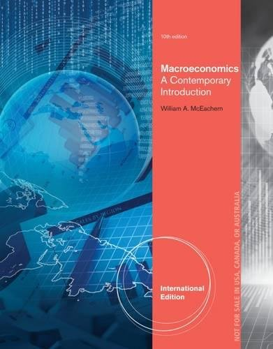 9781133190080: Macroeconomics: A Contemporary Approach