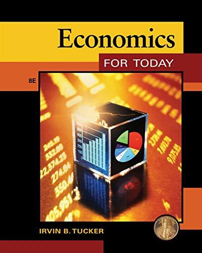 Economics for Today (Hardback): Irvin B. Tucker