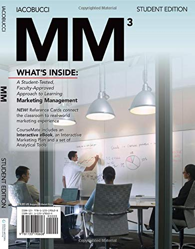 MM3 (with CourseMate Printed Access Card) (Engaging: Iacobucci, Dawn
