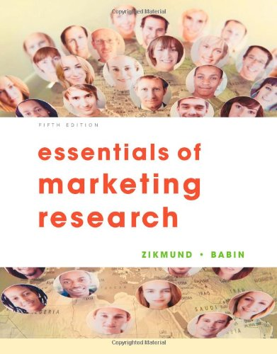 9781133190646: Essentials of Marketing Research [With Access Code]