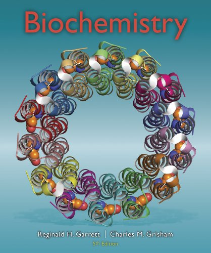 Bundle: Biochemistry, 5th + Study Guide with Student Solutions Manual and Problems Book: Garrett, ...