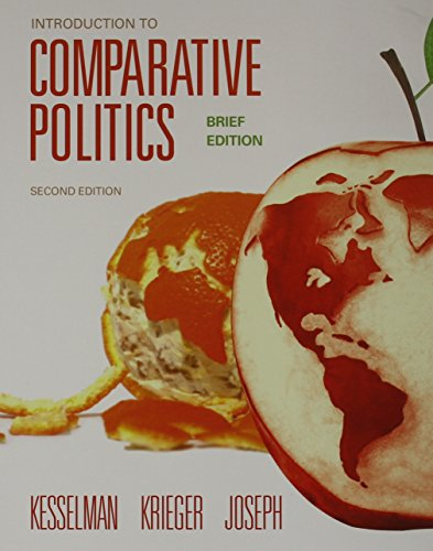 9781133218456: Bundle: Introduction to Comparative Politics, Brief Edition, 2nd + Global Issues in Context Web Site Printed Access Card