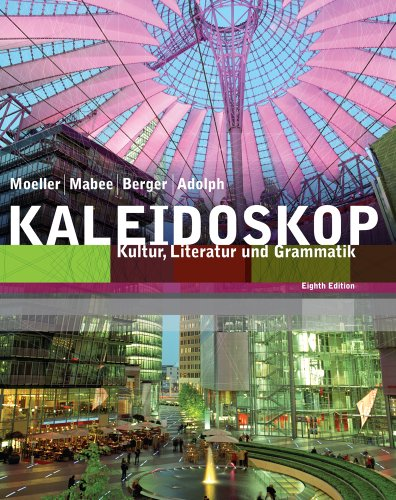 Bundle: Kaleidoskop, 8th + Student Activities Manual