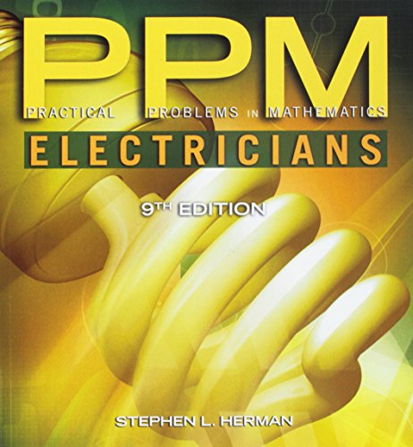 9781133219125: Practical Problems in Mathematics for Electricians + Coursemate, 24-month Access
