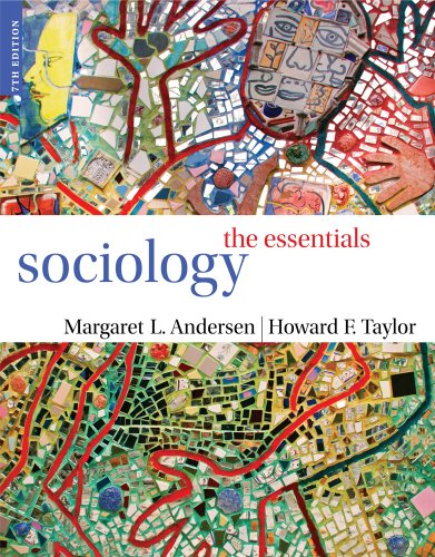 9781133219361: Bundle: Sociology: The Essentials, 7th + Aplia Printed Access Card + Aplia Edition Sticker