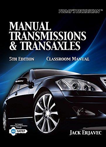 Bundle: Today's Technician: Manual Transmissions and Transaxles + DATO: Diagnostic Scenarios ...