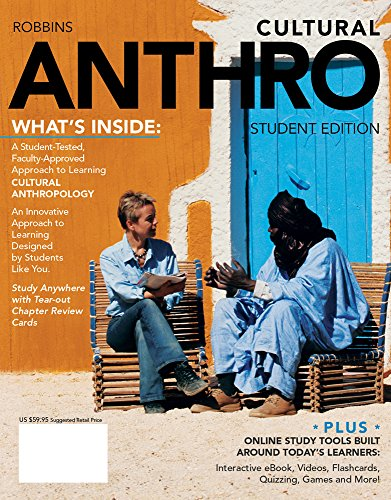 Bundle: Cultural ANTHRO (with Anthropology CourseMate with eBook Printed Access Card) + Classic ...