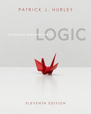 9781133227786: A Concise Introduction to Logic [CONCISE INTRO TO LOGIC 11/E] [Paperback]