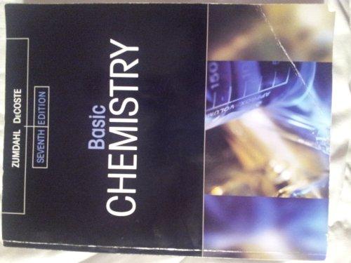 9781133228530: Basic Chemistry