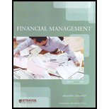 9781133229001: Strayer University Financial Management (Theory and Practice)