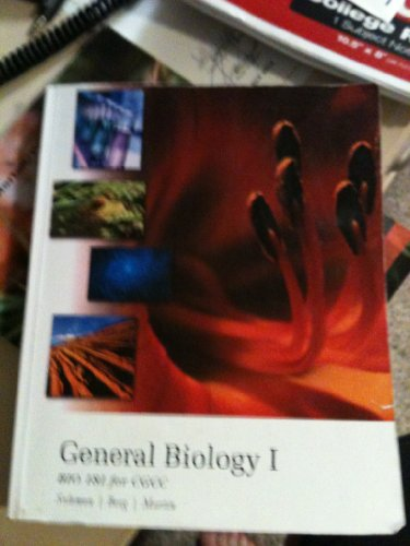 General Biology 1: BIO 181 for CGCC: Solomon, Berg, Martin