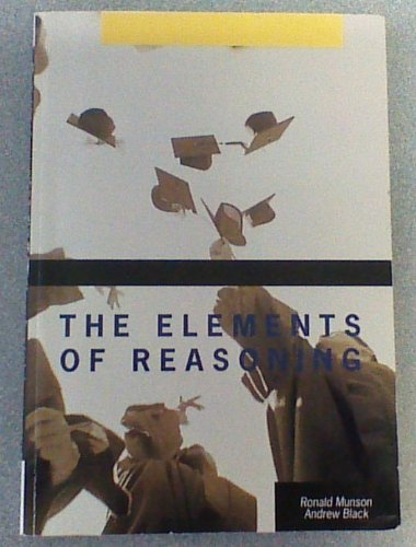 9781133233596: The Elements of Reasoning