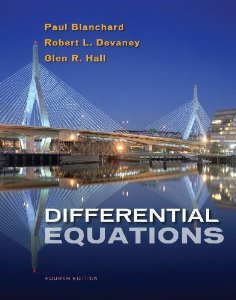 Differential Equations Chapter 1-6 w/ Student Solutions Manual + DE Tools CD-ROM: Paul ...