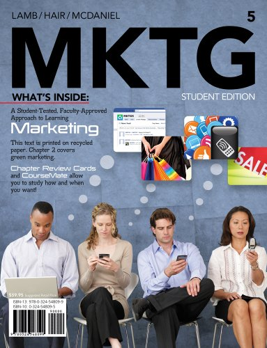 Bundle: MKTG (with Marketing CourseMate with eBook Printed Access Card), 5th + Ad Age on Campus ...