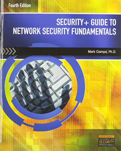 9781133268987: Security+ Guide to Network Security Fundamentals + Web-Based Labs for Security+ Printed Access Card Pkg