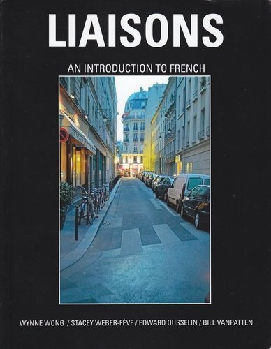 9781133270478: Liaisons:An Introduction to French