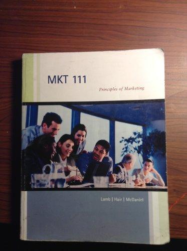 ACP PRINCIPALS OF MARKETING MKT 111 FOR PIMA CC: LAMB