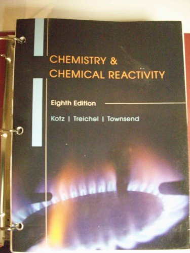 9781133270898: Chemistry & Chemical Reactivity (8th Edition)