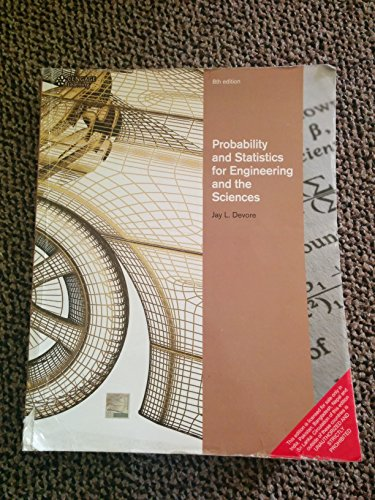 Probability and Statistics for Engineering and the: Jay L. Devore