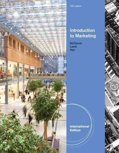 9781133273875: Introduction to Marketing, International Edition