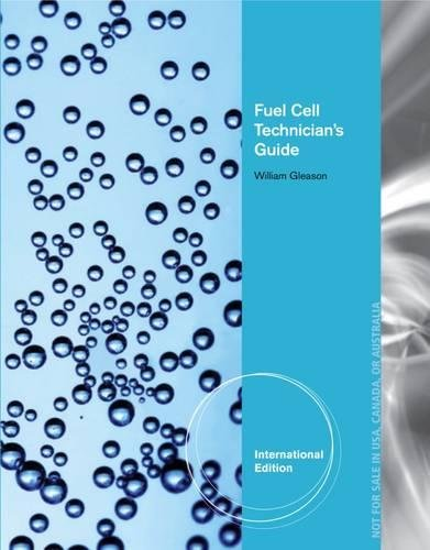 9781133277576: Fuel Cell Technician's Guide, International Edition