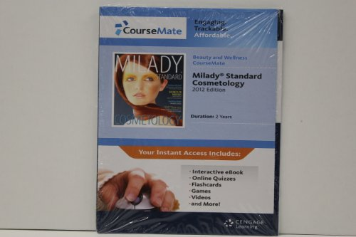 Milady Standard Cosmetology 2012 Edition Access Code (e-Book)
