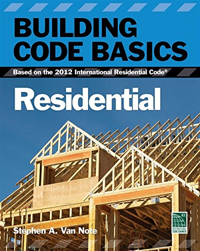 9781133283362: Building Code Basics, Residential: Based on the 2012 International Residential Code (International Code Council Series)