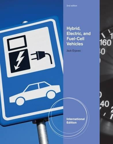 9781133284352: Hybrid, Electric and Fuel-Cell Vehicles, International Edition