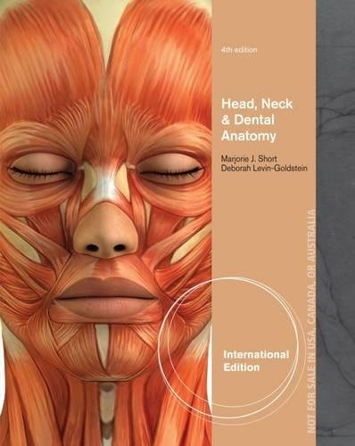 9781133284420: Head, Neck and Dental Anatomy, Interantional Edition