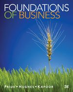 9781133288756: Bundle: Foundations of Business, 3rd + Cengagenow Printed Access Card, 3rd