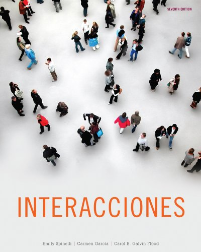 Interacciones, 7th + iLrn» Heinle Learning Center