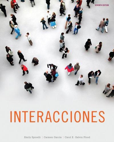 9781133292647: Bundle: Interacciones, 7th + iLrnTM Heinle