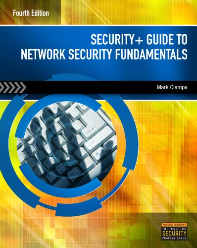 9781133301400: Bundle: Security+ Guide to Network Security Fundamentals, 4th + LabConnection Online Printed Access Card