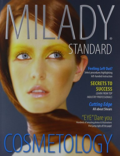 Milady's Standard Cosmetology Package 2012 (9781133301561) by Milady; Catherine M. Frangie; Alisha Rimando Botero; Colleen Hennessey; Mark Lees