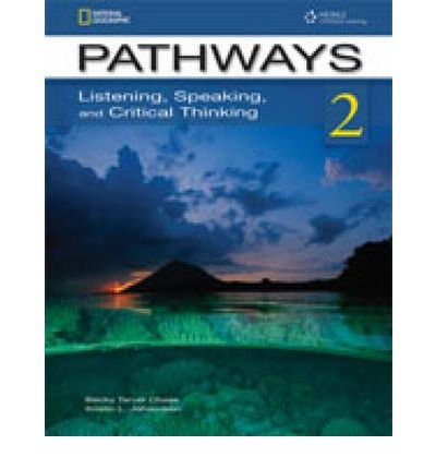 9781133305729: Pathways 2: Listening, Speaking, and Critical Thinking (Book & CD)