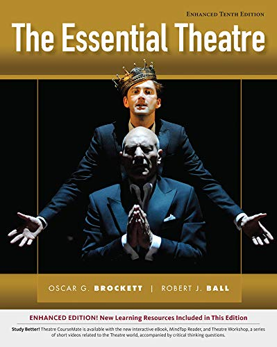 The Essential Theatre, Enhanced (1133307280) by Oscar G. Brockett; Robert J. Ball