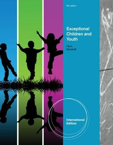 9781133307426: Exceptional Children and Youth